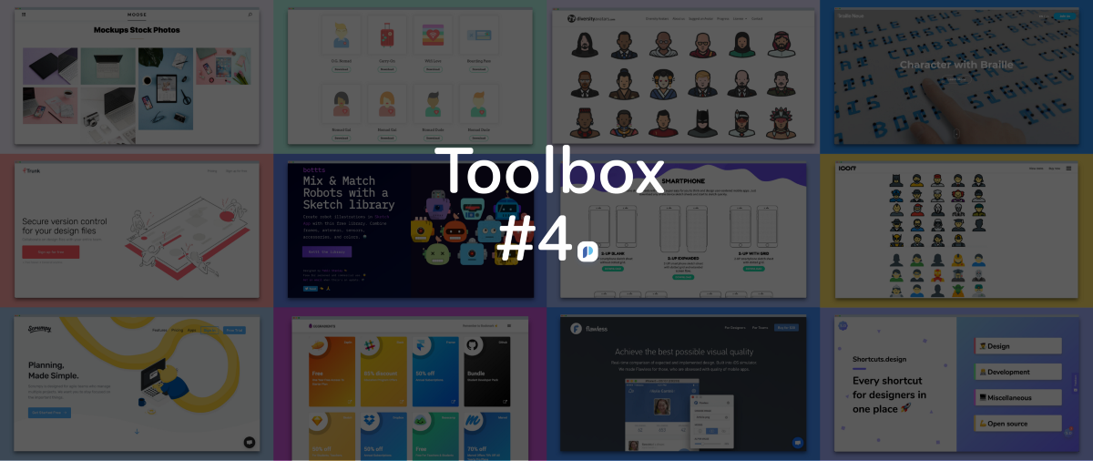 30 Brand New Design Tools.