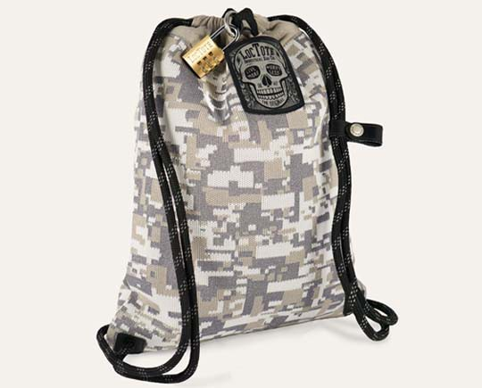 World s first cut-resistant bag made with Honeywell Spectra 17883f7592c23