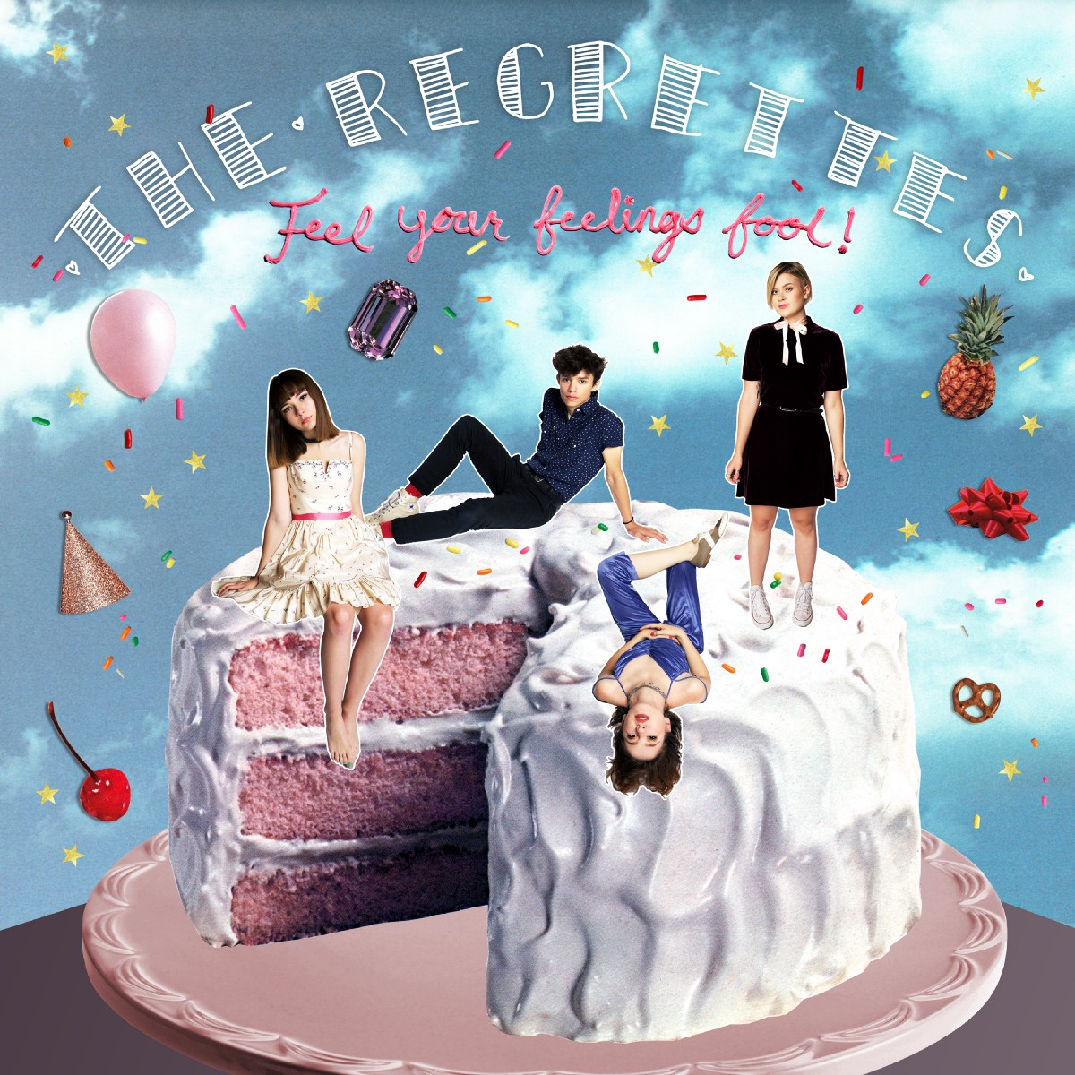 Smartists Lydia Night Of The Regrettes Amy Poehlers Smart Girls