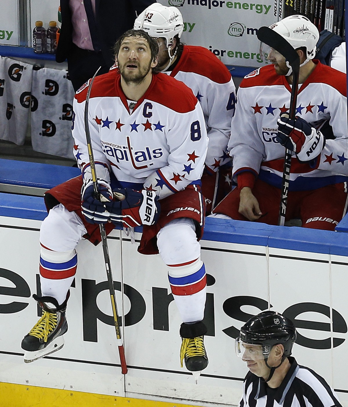 Alex Ovechkin Hurriedly Looking for Next Hockey Tournament to Lose 428aee78df74