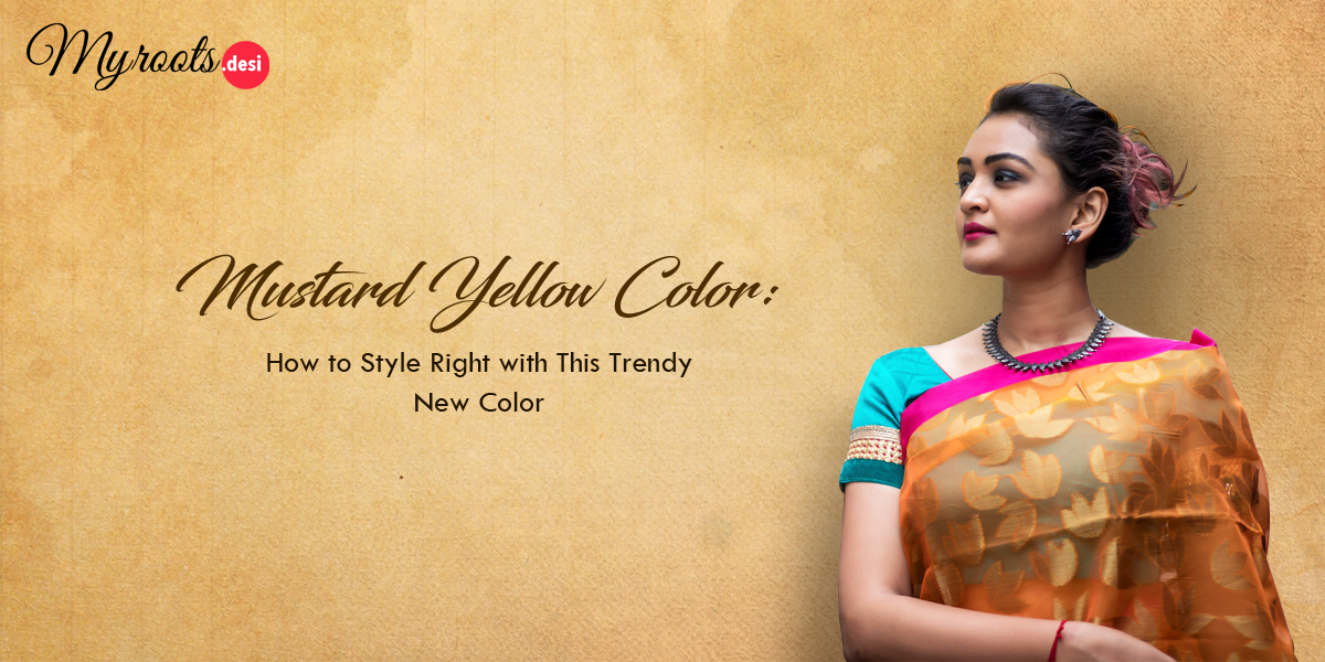 Mustard Yellow Color How To Style Right With This Trendy New Color