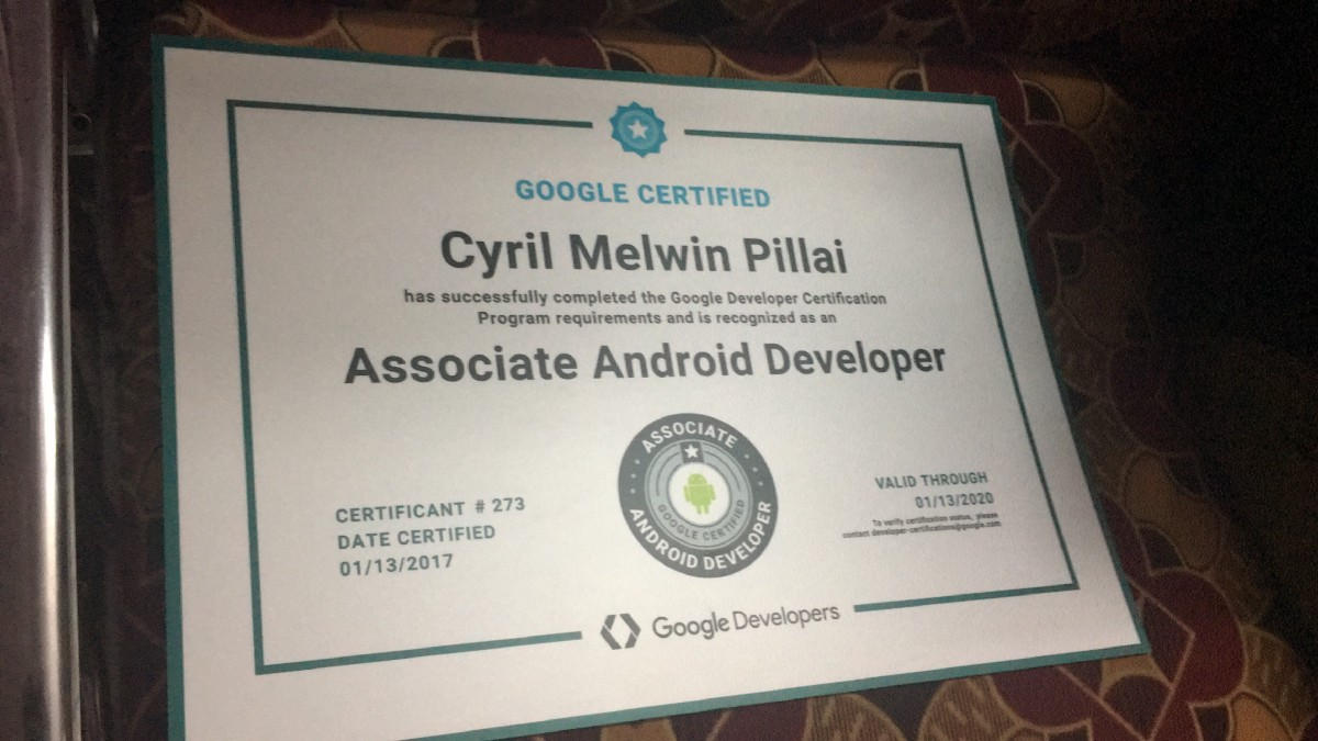 Perks Of Being An Associate Android Developer Androidpub