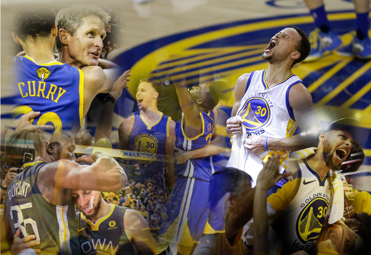 e5b698caee4 Warriors advance to fifth straight NBA Finals with a chance to continue the  dynasty