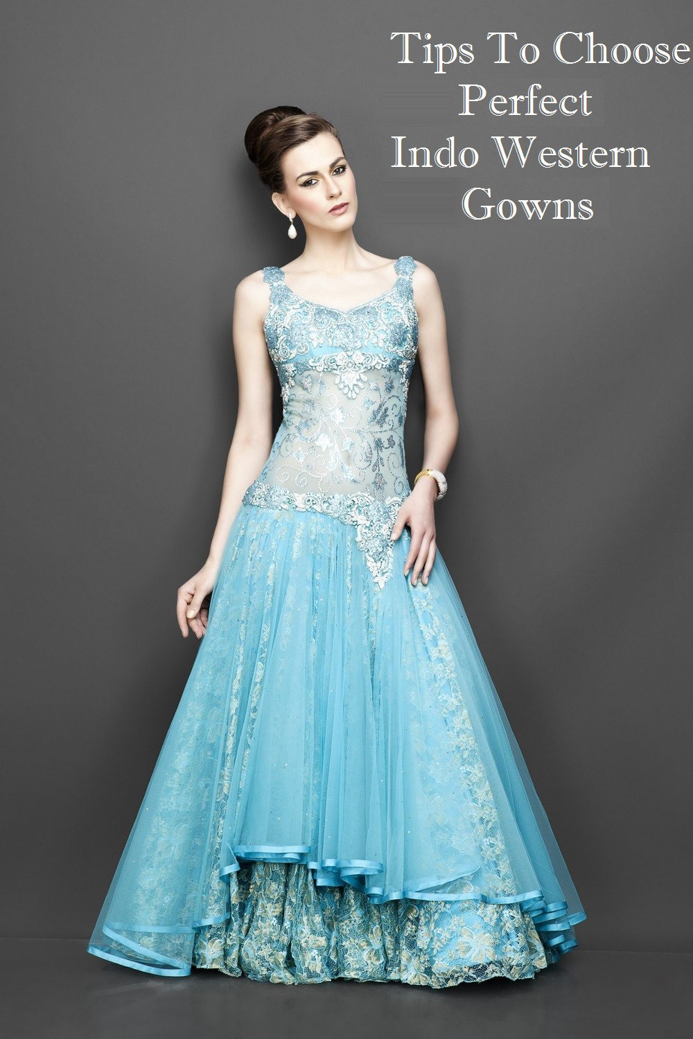 9b372c2066c Follow the Tips for Buying a Perfect Indo Western Gown