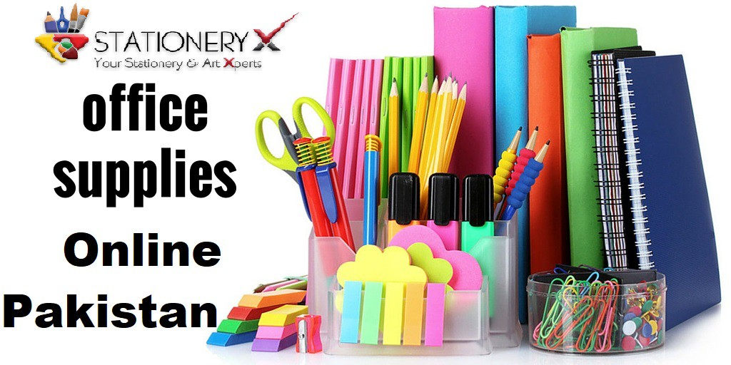 The Word Office Stationery Supplies Lies To Describing Almost All Items That Are Required In An Right From Paper Clips Folders