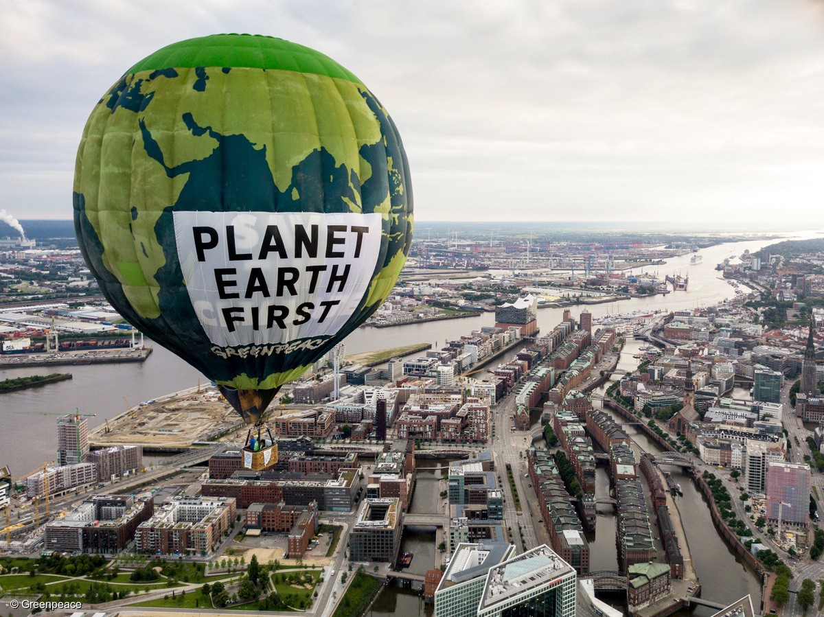 This week in Greenpeace pictures – Greenpeace – Medium  This week in Gr...