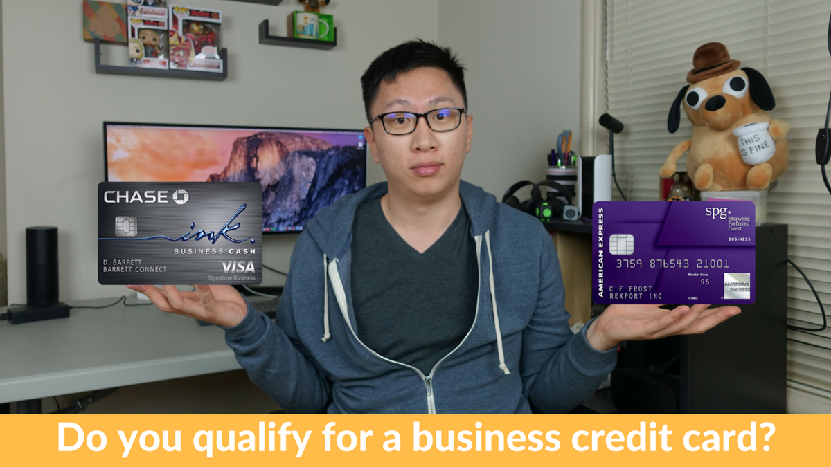 Do you qualify for a business credit card? – AskSebby