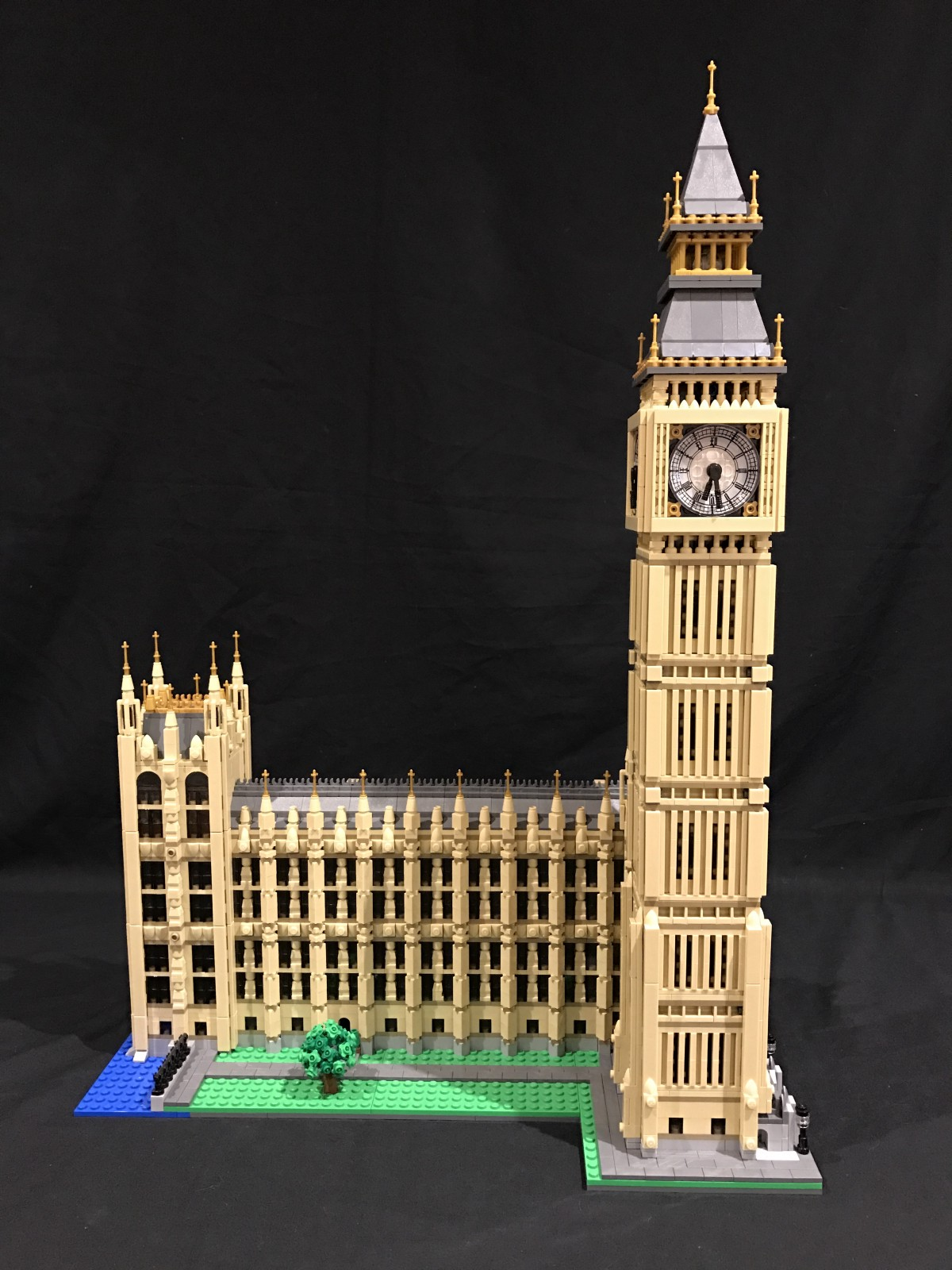 Light My Bricks Lego Big Ben Lighting Kit Light My