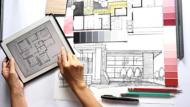 Home decorator or interior designer to whom you should hire Hire interior designer student