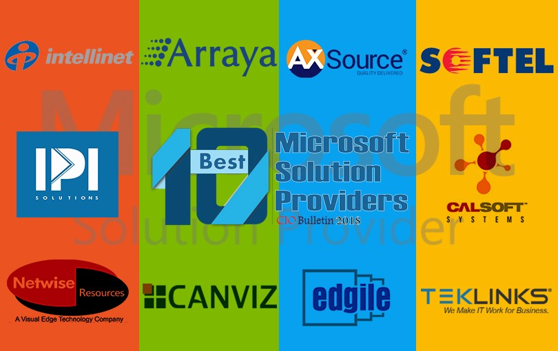 10 best microsoft solution providers 2018 cio bulletin medium