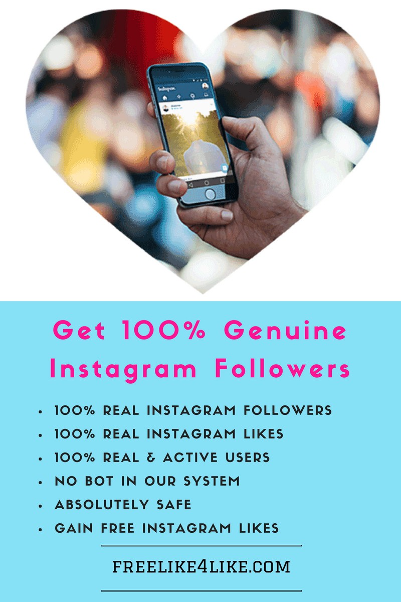 Best Way to Get Instagram Followers Free & Fast – Free Like