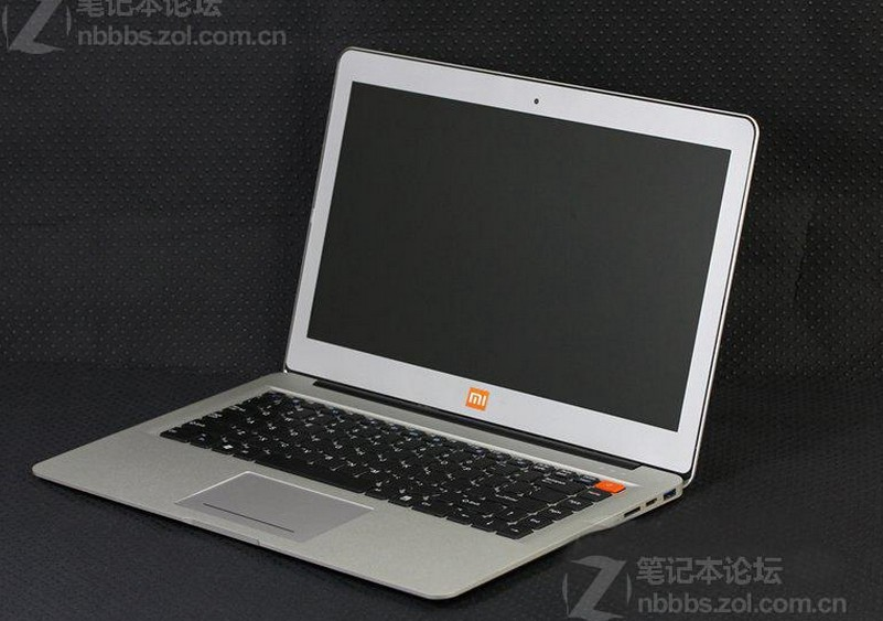 As First Revealed In The End Of 2014 Xiaomi Laptop Has A 99 Similarity Look Macbook Air 100 Is Copy At Least Logo And Power Button