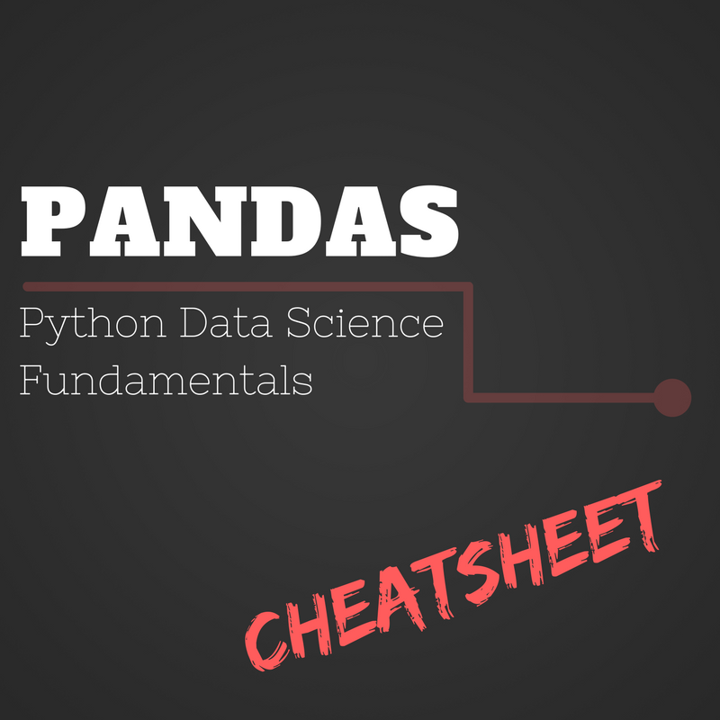 matplotlib cheat sheet