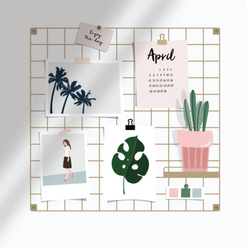 A UX guide to designing better mood boards