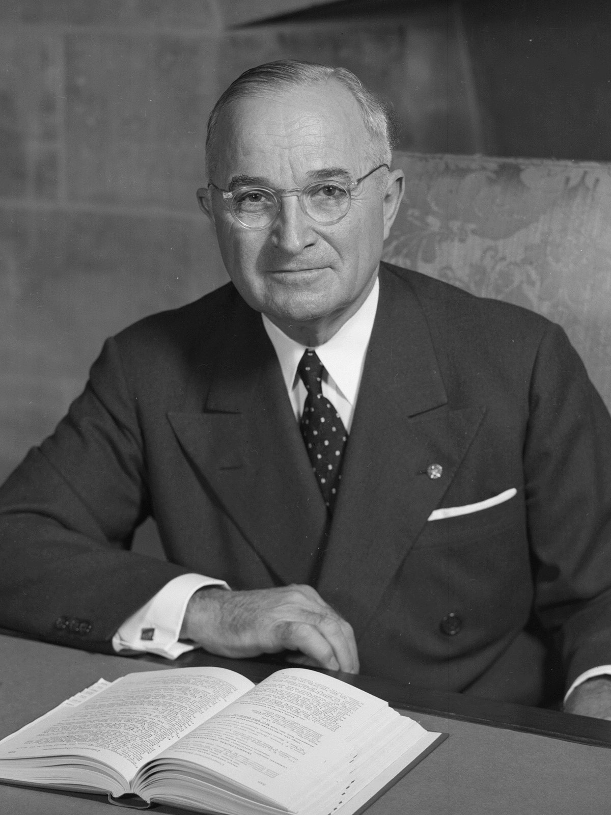 Did President Truman order the Golden Lily treasure to be kept secret?