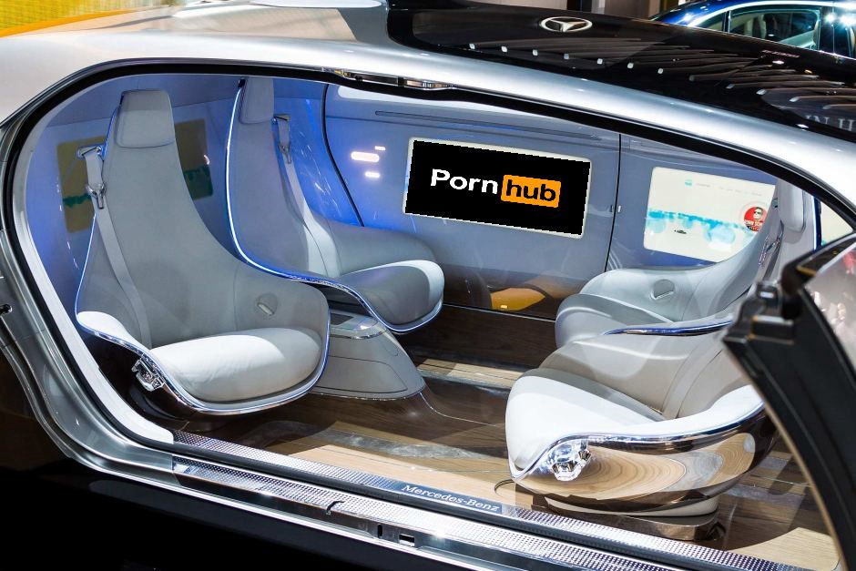 Driverless Cars How Autonomous Driving Will Impact The Porn Industry Or How Porn Will Prevent You From Sharing Your Car