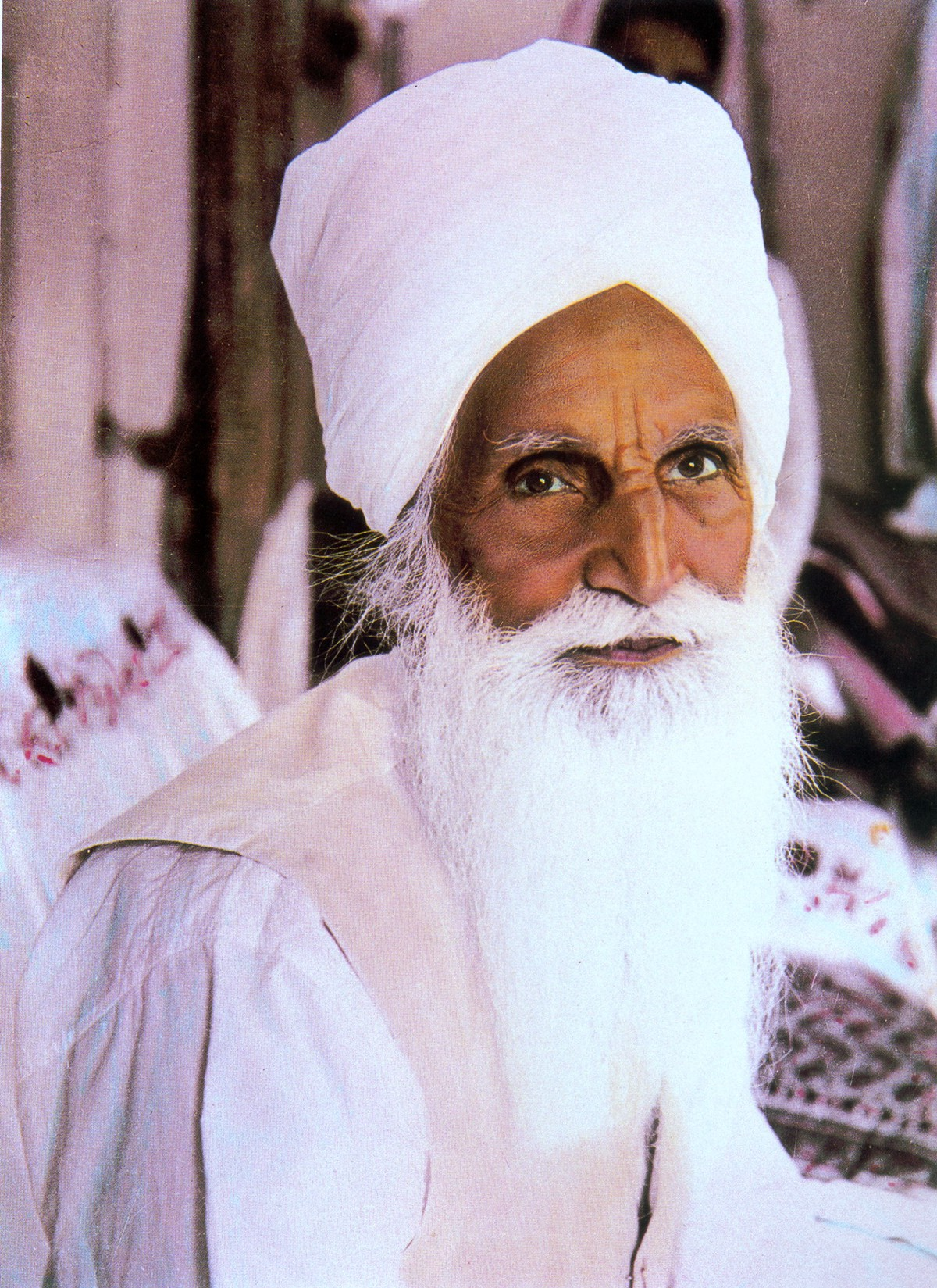 Resting In The Holy Sound By Huzur Baba Sawan Singh