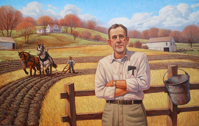 wendell berry and the life of abundance the badlands medium berry is a one of a kind farmer poet novelist and activist i ve been a fan of him ever since i finished jayber crow a fantastic novel about the