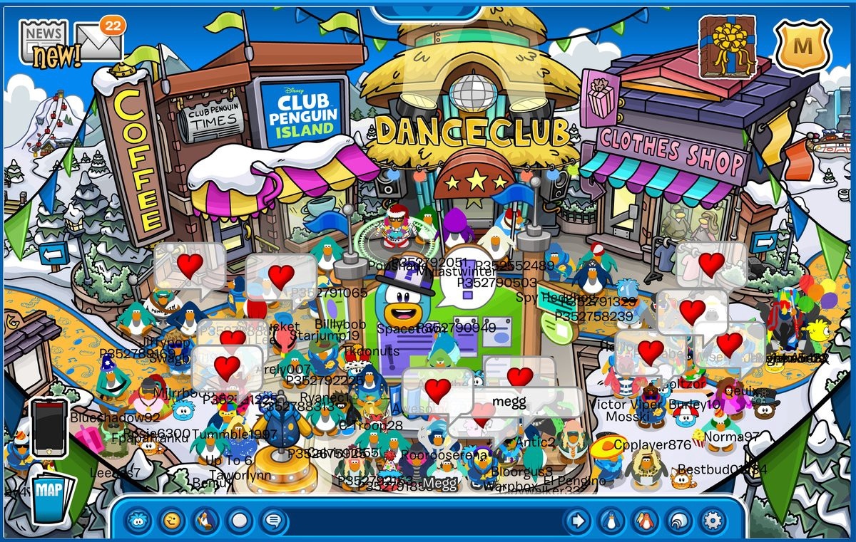 club penguin how to get digger
