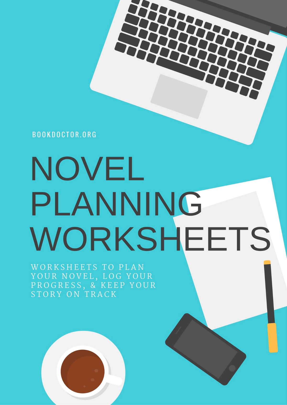 Writing a novel? There's a worksheet for that!