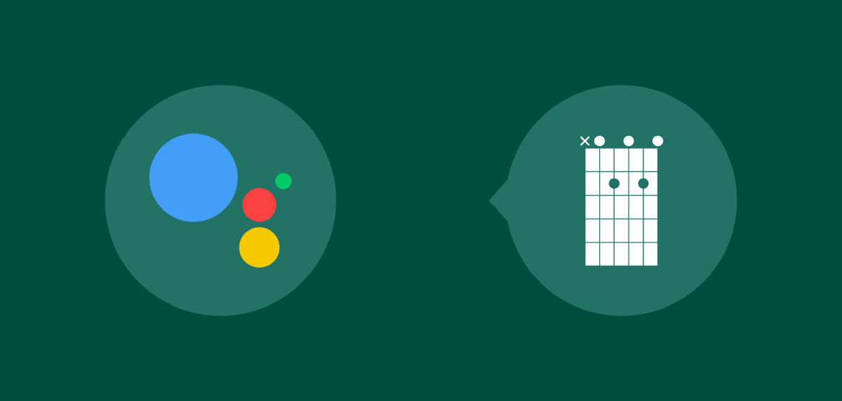 Building a Guitar Chord Tutor for Actions on Google: Part One