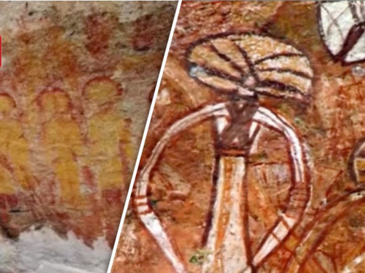 The Fascinating Story of the Alien Paintings of Charama
