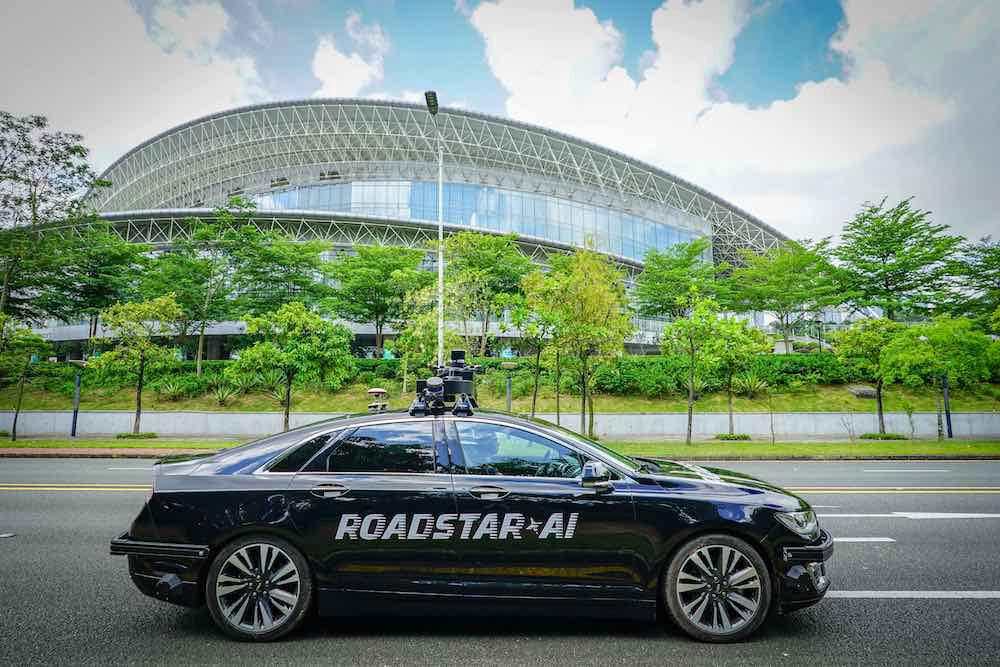 Year Old Self Driving Startup Roadstarai Gets 128 Million Birthday Present