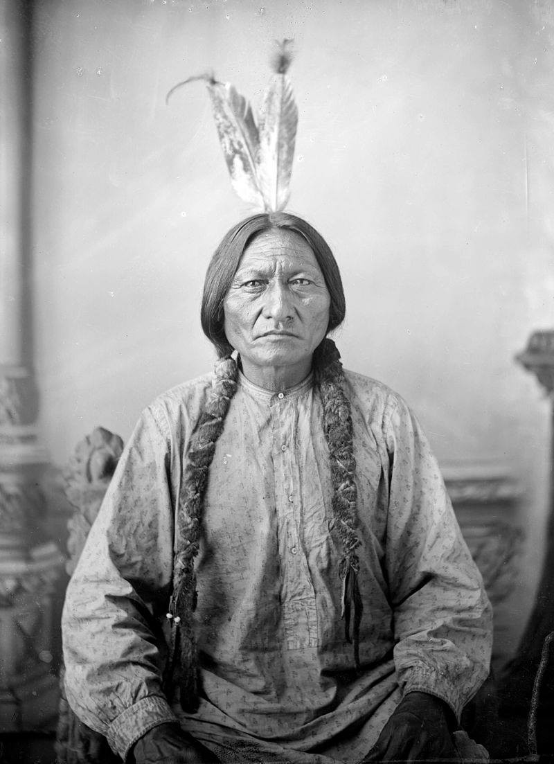 A Quote From Sitting Bull Historical Snapshots Medium