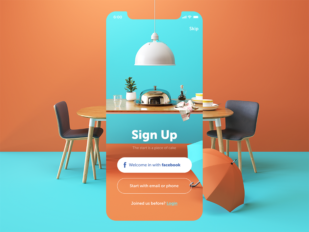 Review Of Ui Design Trends We Start 2019 With Ux Planet