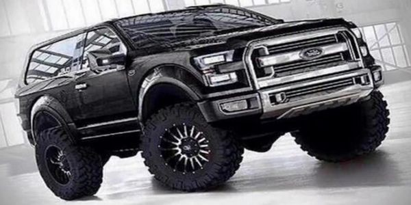 2017 Ford Bronco >> Information About The Price And Outlook Of 2017 Ford Bronco