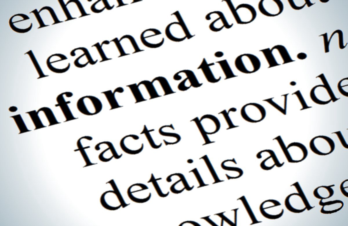 What Makes Information Valuable  Information Quality