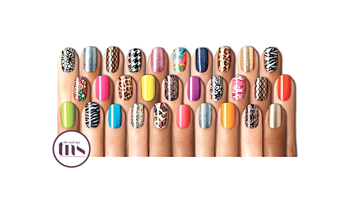 Finest Deals by The Nail Art – The Nail Spa – Medium