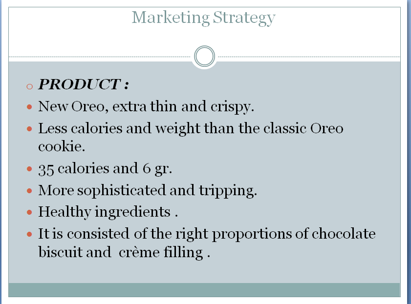 oreo marketing strategy
