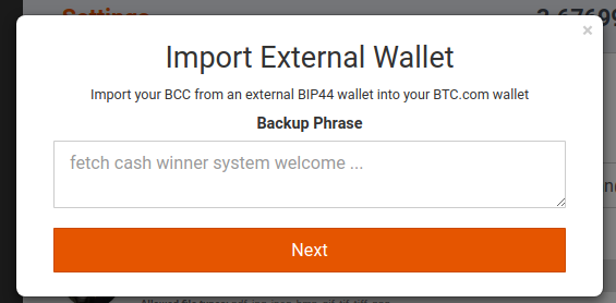 Bitcoin paper wallet recovery / Hrb coin holder kit