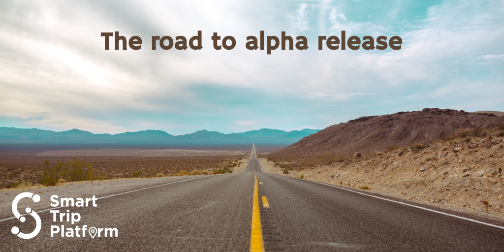What will the Smart Trip Platform alpha release look like?