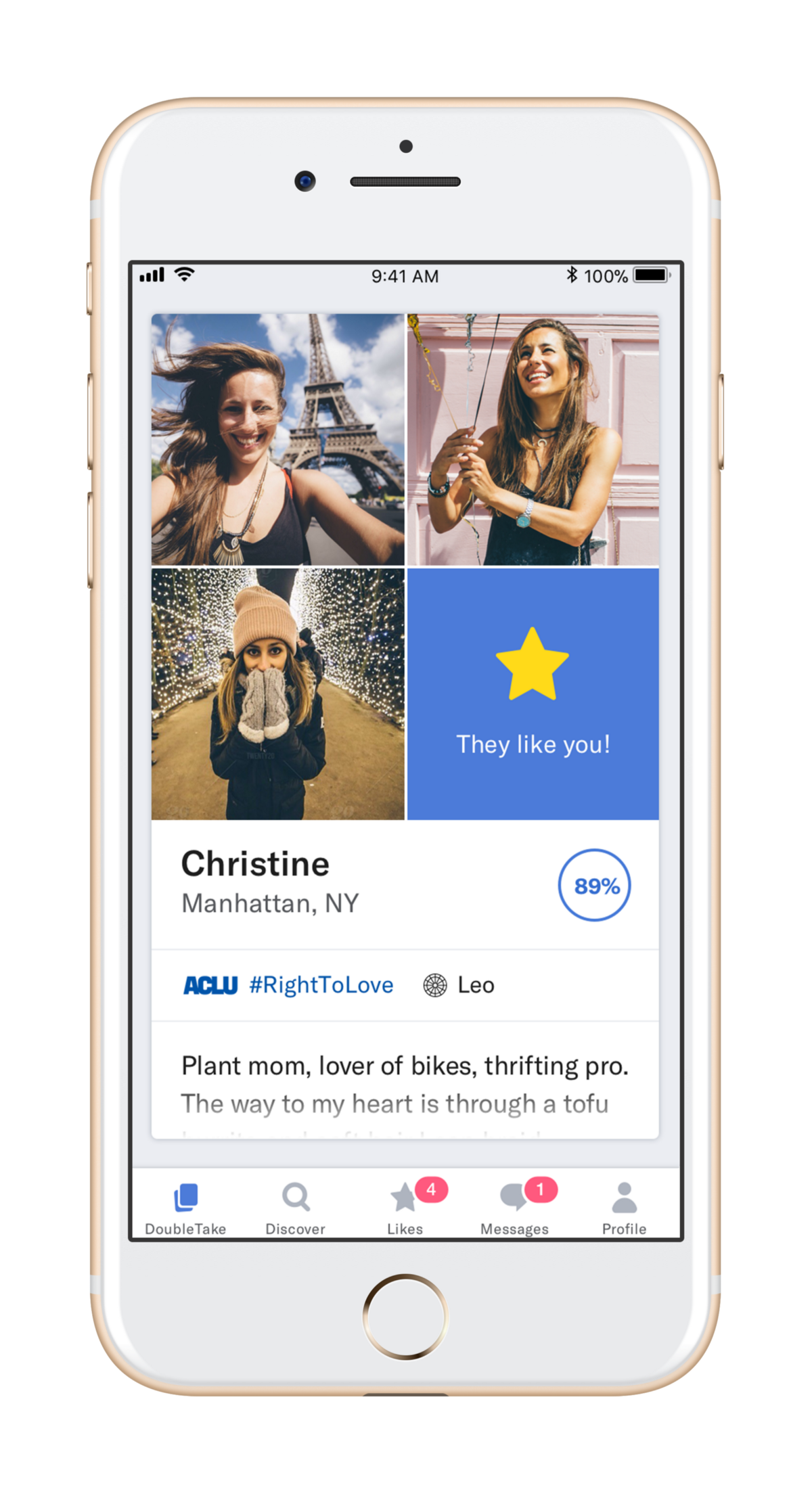 okcupid mobile search