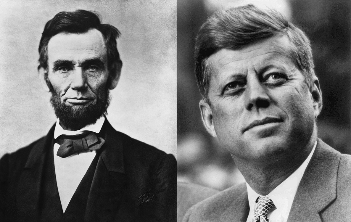 the assassinations of abraham lincoln and john f kennedy between coincidence and meticulous planning