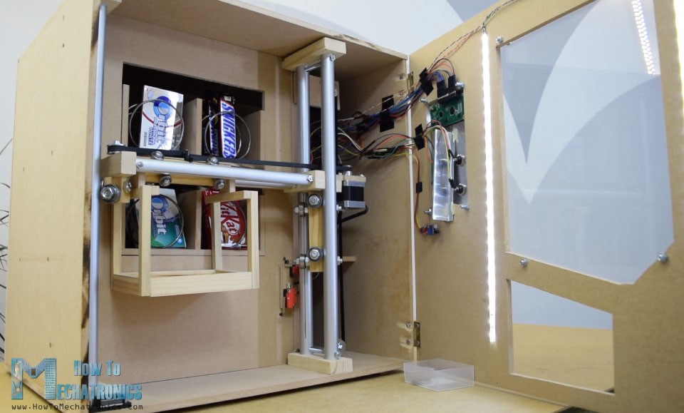 Diy Vending Machine Is A Masterpiece Of Manual Tool Use