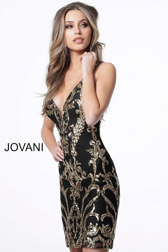 d3116e61b8 Many students want to stand out in a dress that best flatters them. Jovani s  new range includes many new styles