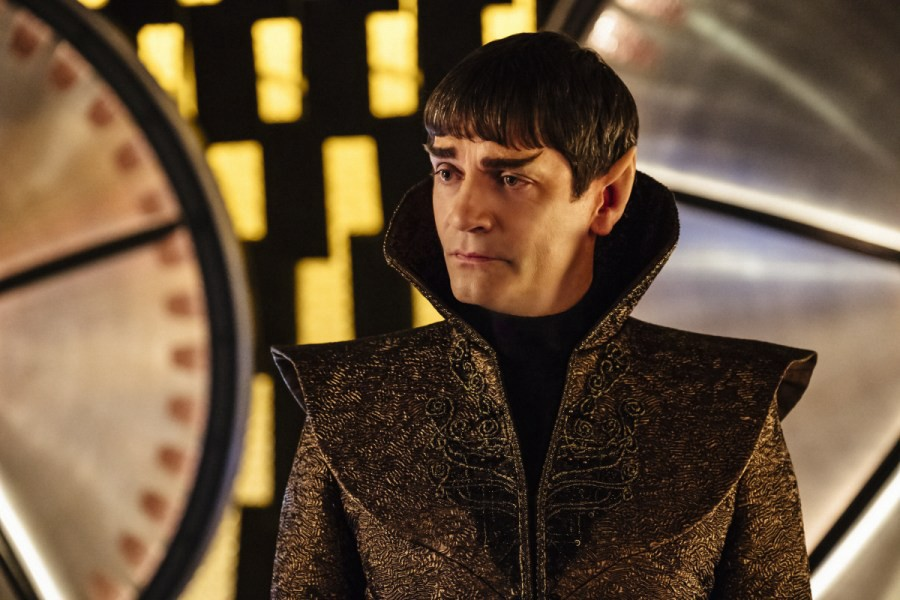 "Star Trek: Discovery Episode 1 and 2 — ""Battle of the Binary Stars"" — the Klingon review"
