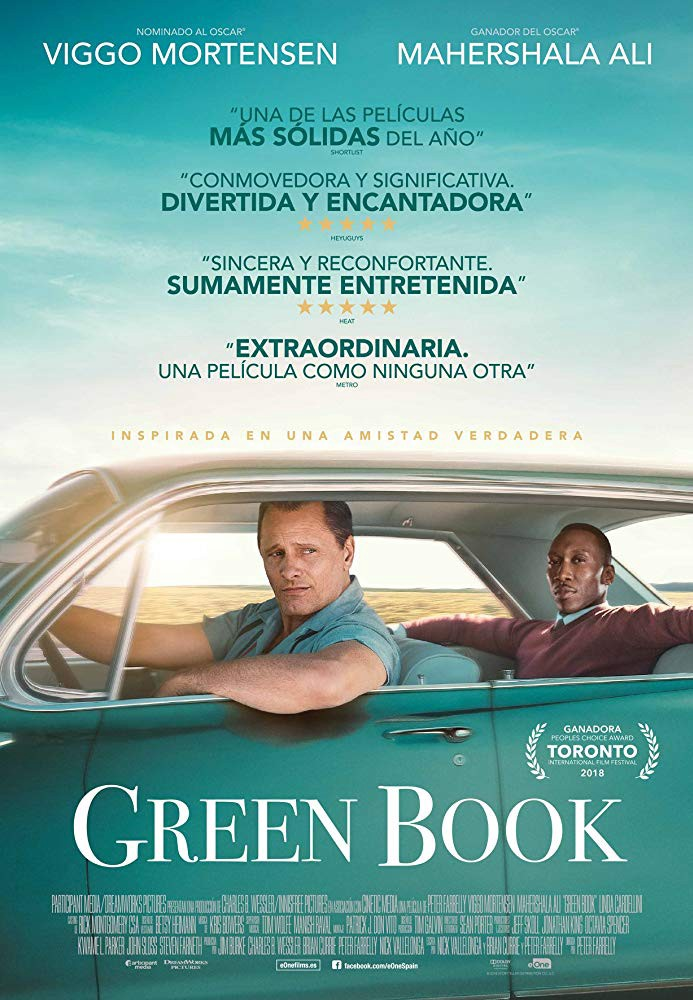 Green Book 2019 Full Movie Online Streaming Free