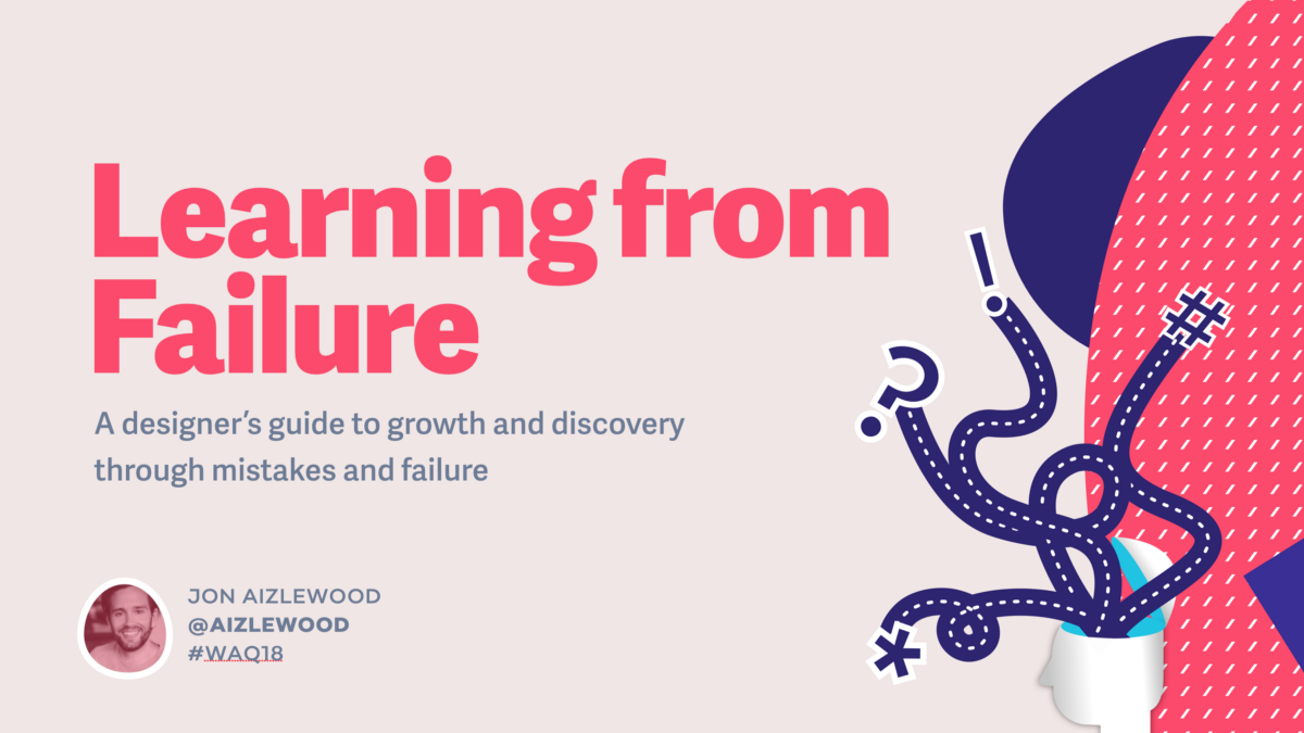 Learning from failure in the design industry
