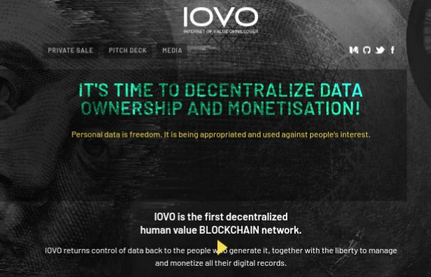 ENDING THE MARGINALIZATION IN DIGITAL DATA OWNERSHIP VIA IOVO BLOCKCHAIN NETWORK