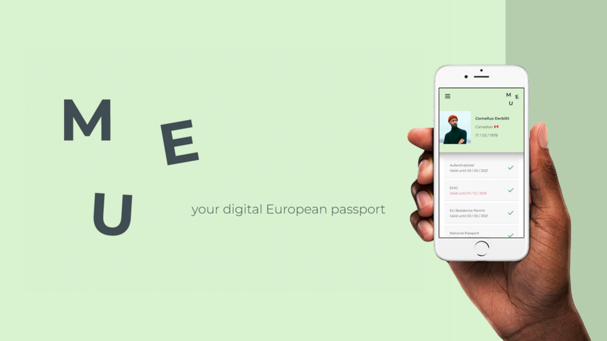 Is Europe ready for a nationality-agnostic digital passport? A design case study