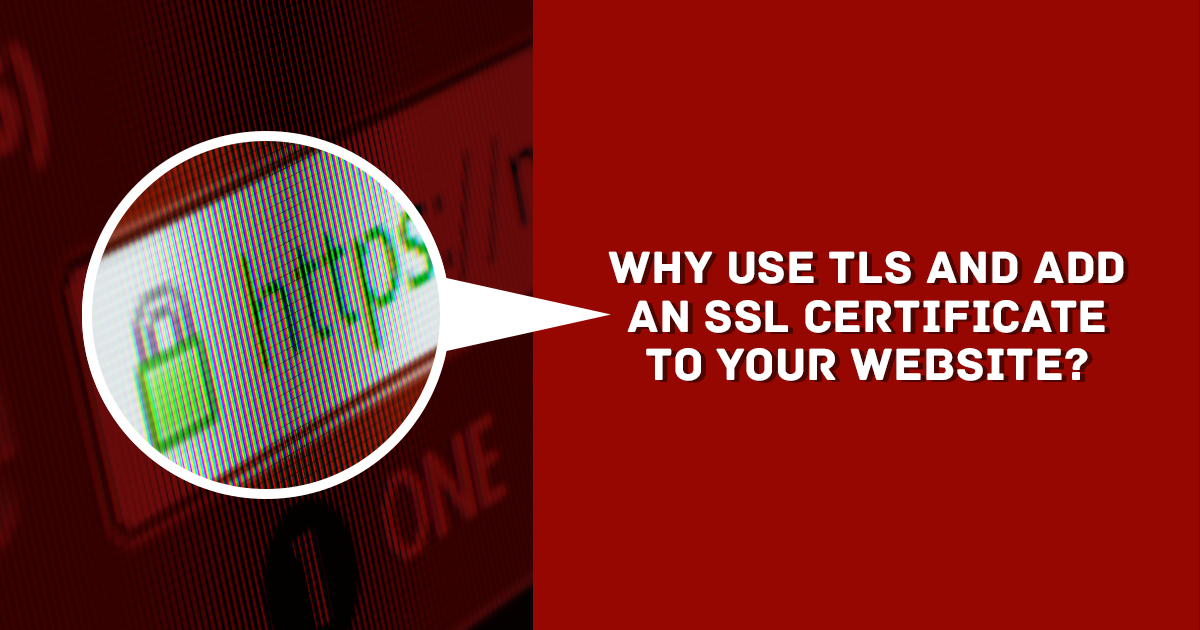 Why You Must Secure Your Website With Tls Linode Cube Medium
