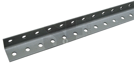 i chose a new material for this project slotted angle iron why choose this what does it allow stronger enforces rigidity easy to make right angles