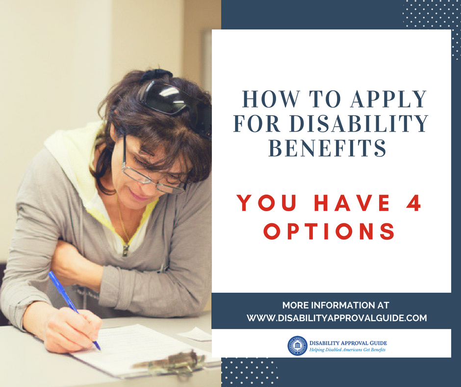 How To Apply For Disability >> How To Apply For Social Security Disability Benefits