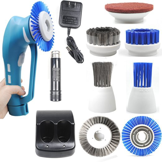 Here Are A Few Things You Should Consider When Looking For A Battery  Operated Shower Scrubber. The Goal Is To Reduceu2026besttop10.reviews