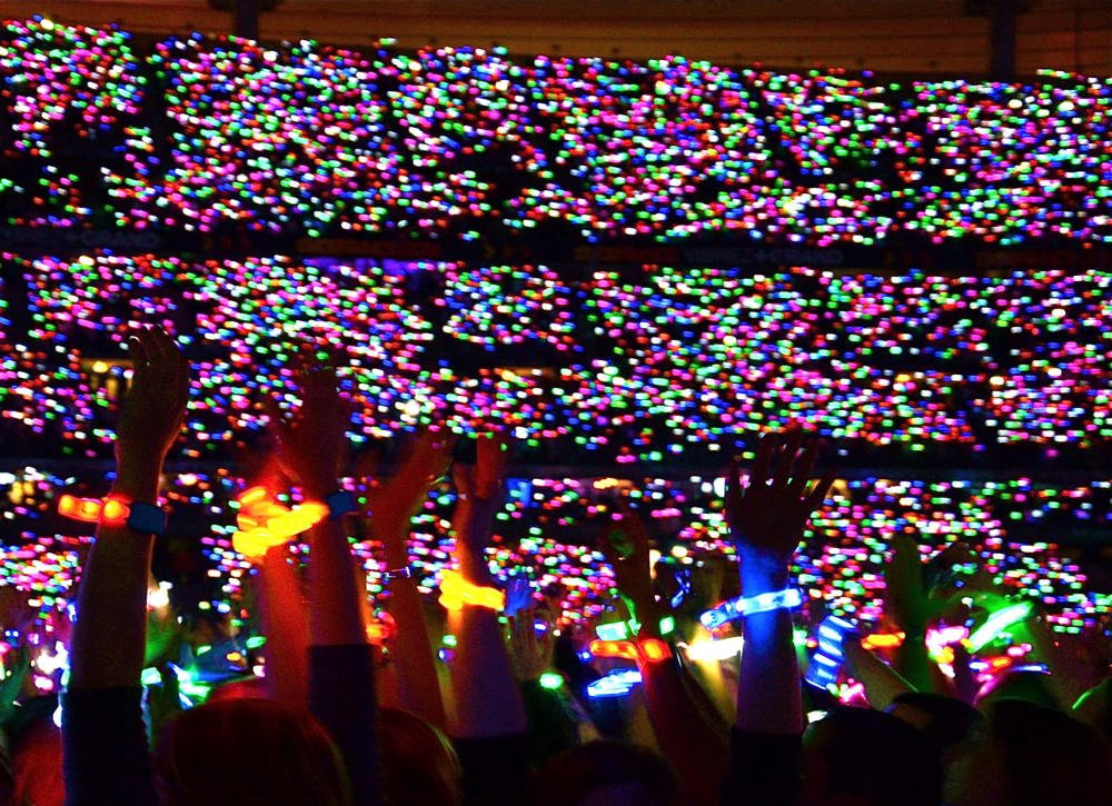 Samsung and Live Nation to Live Stream Coldplay's Tour in Virtual Reality