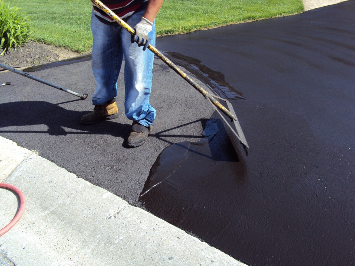 Asphalt Seal Coating Contractors In New Jersey East
